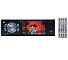 DTI MV-3500 IN DASH BLUETOOTH CD DVD MP3 MP4 AUX USB SD MMC CAR STEREO RECEIVER