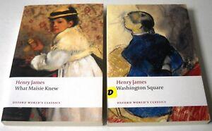 What Maisie Knew (Oxford World's Classics)