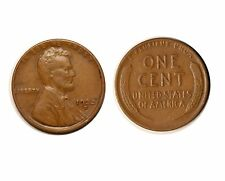 1933-D  Lincoln Cent  - VF Very Fine #763