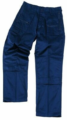 Blue Castle 333//NV-28 28-Inch Tearaway Junior Coverall Boilersuit Blue