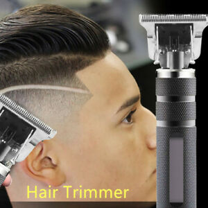 Men-039-s-Hair-Shaped-Style-Electric-Trimmer-Haircut-Cutter-Beard-Barber-Razor-Kit