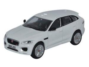 Romantique Oxford 76jfp002 00 Voitures Jaguar F-pace Polaris Blanc-afficher Le Titre D'origine