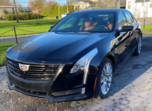 2016 Cadillac CT6 Traction intégrale Luxury