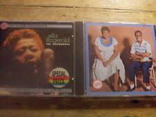 Ella Fitzgerald [2 CD Alben] The Songbooks + Ella and Louis ARMSTRONG