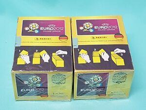 Panini-Euro-EM-2012-2-x-Display-200-Tuten-Polen-Ukraine