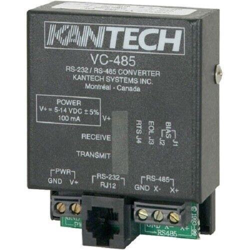 New Kantech VC-485 Multi-function Communication Interface Surveillance
