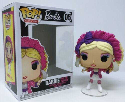 Barbie™ and The Rockers™ Vinyl Figure #51457 Funko Pop Retro Toys Barbie™