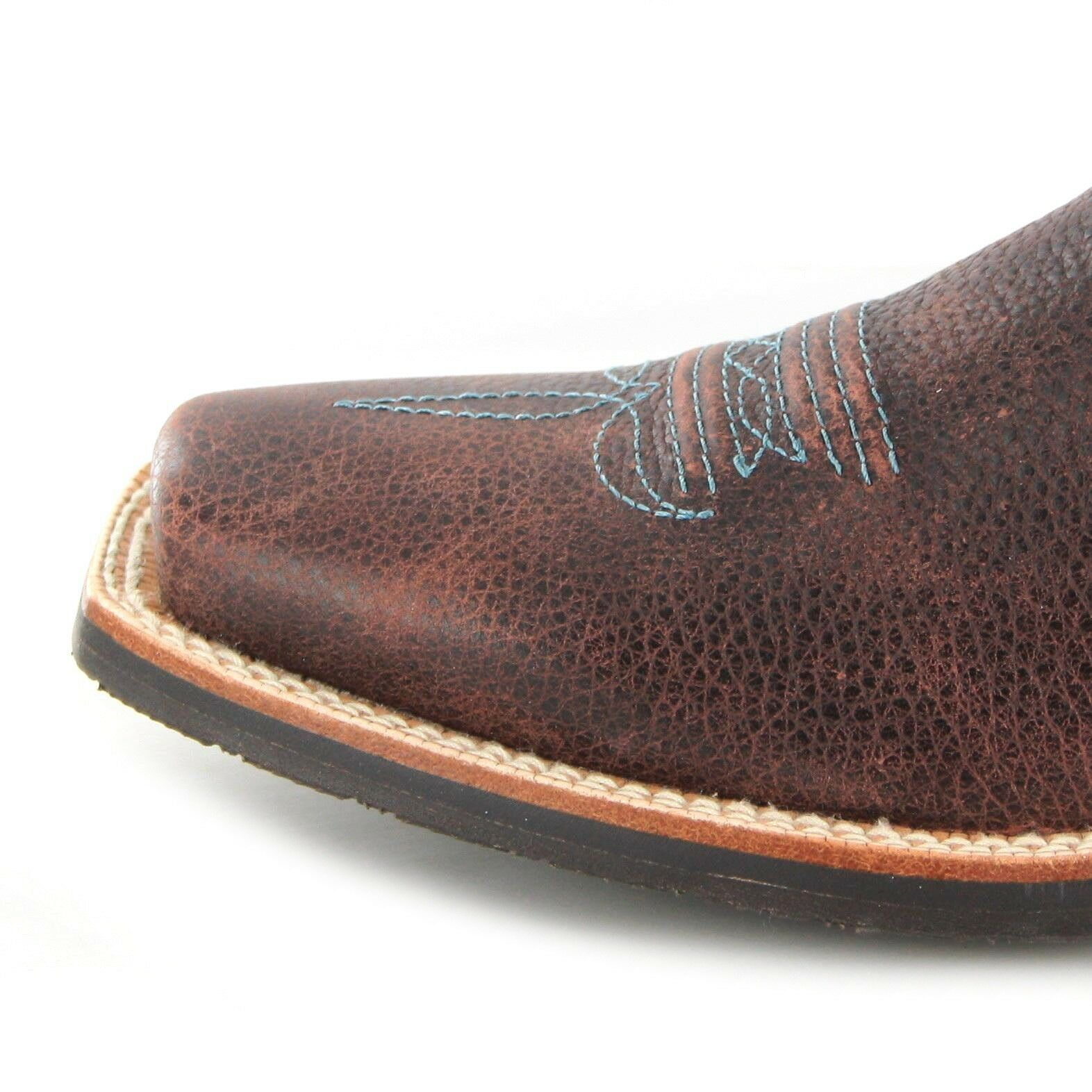 Twisted X X X botas botas 1779 Ruff bastón Baun azul señora westernreitstiefel c961da