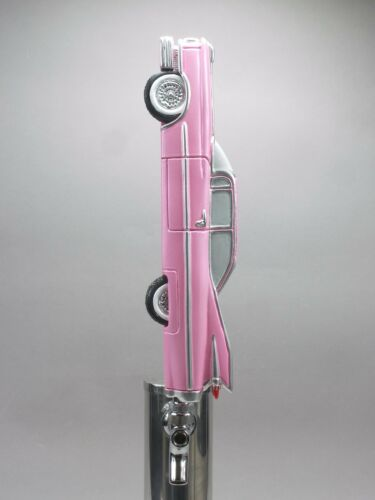 """/""""1959 PINK CADILLAC/""""  BAR  BEER TAP HANDLE DIRECT FROM RON LEE"""