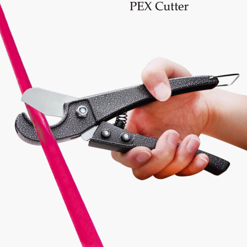 """1//2/"""" 3//4/"""" up to 1 /"""" PEX//CPVC Pipe//Tubing Metal Cutter for for 1//8/"""",1//4/"""" 3//8/"""""""