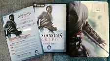 Assassins Creed Pre-order Bonus DVD Steelbook Steelcase Limited Collectors Rare