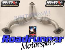 Milltek Sport Nissan 350Z Y-tubo de escape de reemplazo de piezas de acero-se adapta a OE