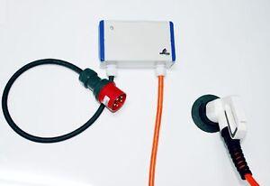 wallbox renault zoe 22kw ladecontroller cee 32a drehstrom. Black Bedroom Furniture Sets. Home Design Ideas