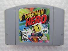 Bomberman Hero (Nintendo 64, 1998)