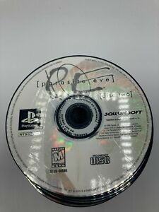 Sony PlayStation 1 PS1 Disc Only TESTED Parasite Eve DISC TWO 2 ONLY
