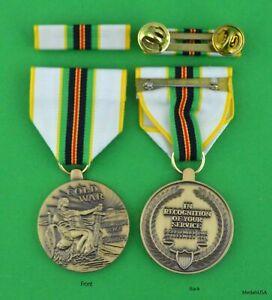COLD-WAR-VICTORY-MEDAL-amp-RIBBON-BAR-for-Veterans-serving-between-1946-amp-1991