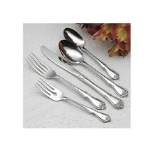 Oneida True Rose 20 Piece Service for 4 Stainless Flatware