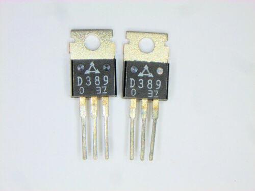 "2SD389 /""Original/"" Panasonic Matsushita Transistor 2  pcs"