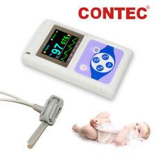 Fda Ce Infantpediatric Fingertip Pulse Oximeter Blood Oxygen Heart Rate Monitor