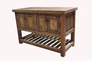 Image Is Loading Reclaimed Wood Rustic Bathroom Vanity 60 034 Ladder