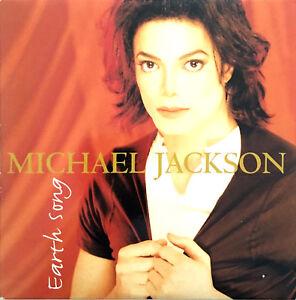 Michael-Jackson-CD-Single-Earth-Song-Europe-EX-EX