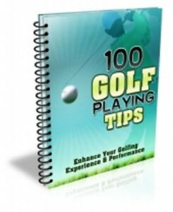100-Golf-Tips-PDF-eBook-with-Master-Resell-Rights