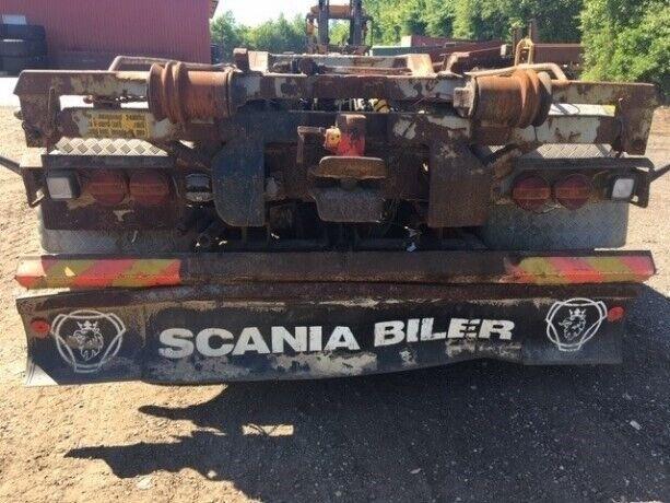 Scania, Wirehejs