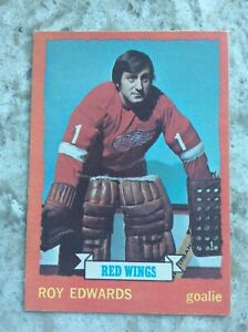 1973-74-O-Pee-Chee-Set-Break-82-Roy-Edwards-EX-EXMINT-R61