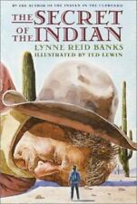 The Indian in the Cupboard: The Secret of the Indian No. 3 by Lynne Reid Banks (1989, Hardcover)