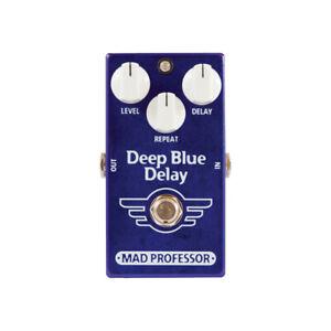 Mad Professor Deep Blue delay - guitare