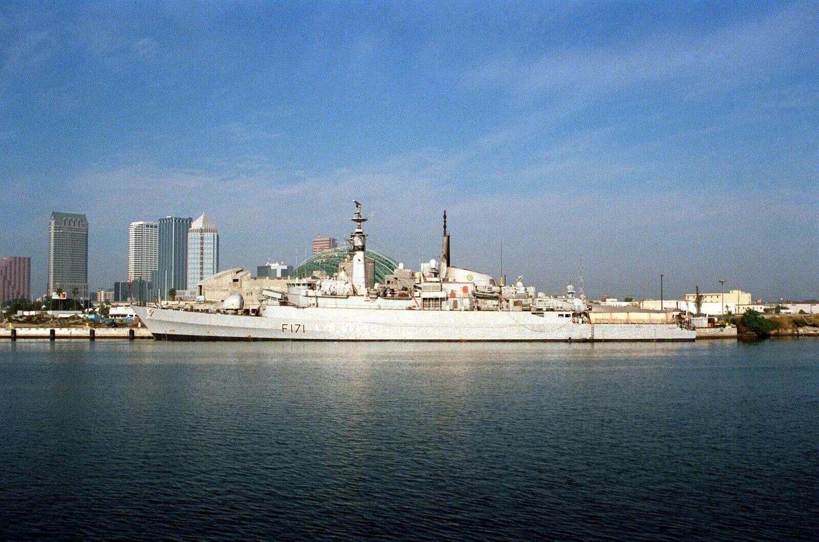 HMS ACTIVE (F-171)  Military Photo print
