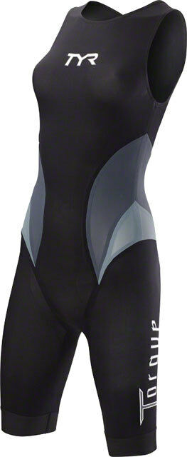 TYR TYR TYR Torque Elite Mujer SwimSkin Negro Md 0ca366