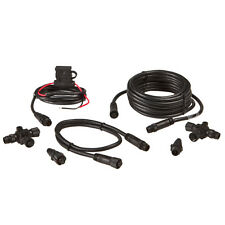 Lowrance 124-69 N2K-EXP-RD-2 NMEA 2000 Network Starter Kit w/ Cables+Connectors