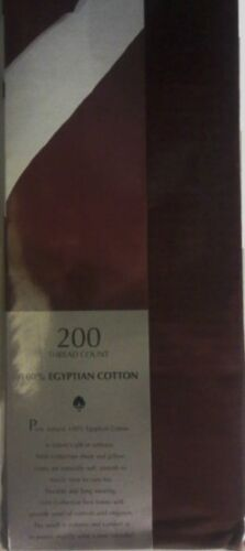 S.D.K.SK.PC . 200 Thread Count 100/% Egyptian Cotton Dyed Fitted Bed Sheets Sizes