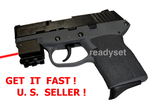 RED DOT LASER SIGHT FOR KEL-TEC KELTEC PF9 OR ISSC M22 PISTOL GUN 38 40 CAL