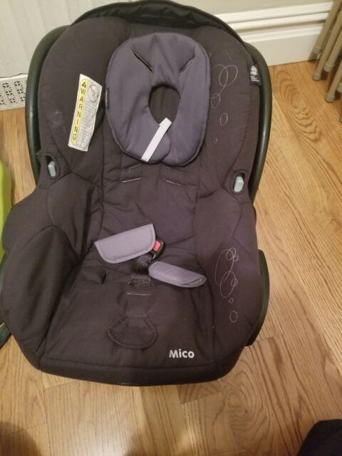 Maxi Cosi Ic160eln Mico Max 30 Infant Car Seat Black Crystal