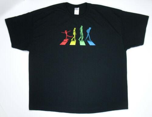 Cowboy Bebop T Shirt 4XL black tee big tall xxxl w