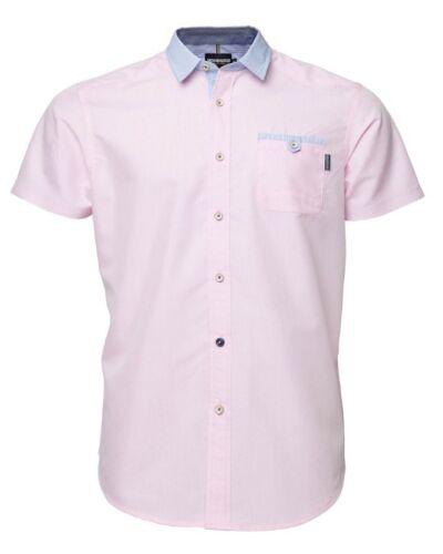 Mish Mash Covent Camicia Rosa £ 19.99 RRP £ 45 ** SPEDIZIONE GRATUITA **