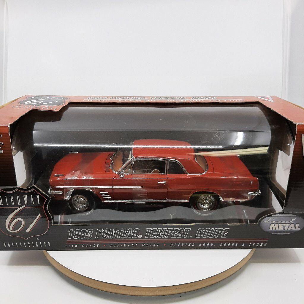 Highway 61 1963 Pontiac Tempest Coupe