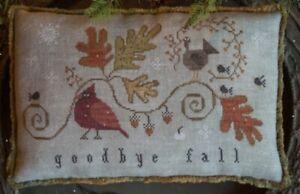 Goodbye Fall - Plum Street Samplers New Chart