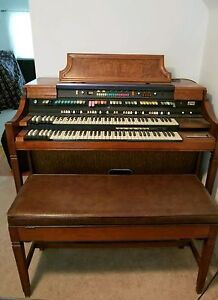 hammond organ model 2312m for sale not working needs repair or for parts 250 ebay. Black Bedroom Furniture Sets. Home Design Ideas