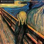 Edvard Munch 2016 Calendar BrownTrout Publishers Corporate Author