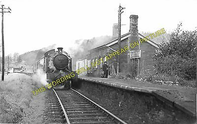 Lydford Line. 6 Launceston Coryton Lifton Railway Station Photo