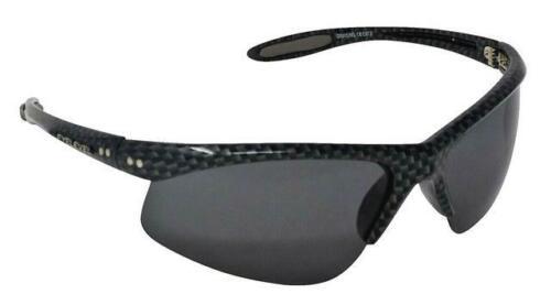 Mens /'GRAYLING/' Carbon Polarized Sunglasses Cat-3 UV400 Anti Glare Lens