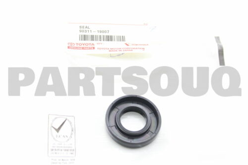 OIL 9031119007 Genuine Toyota SEAL FOR POWER STEERING CONTROL VALVE