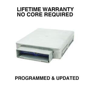 Computer, Chip, Cruise Control Engine Computer Programmed/Updated 2002 Mercury Cougar 2W2A-12A650-DA ZSY0 2.5L