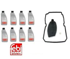 8-Liters For Mercedes Automatic Transmission Fluid OE Spec 236.14 & Filter Kit