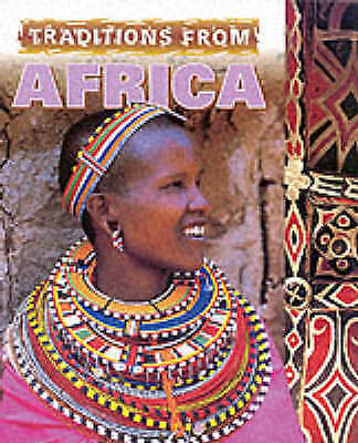 1 of 1 - Cultural Journeys: Traditions From Africa, Golding, Vivien, Used; Good Book