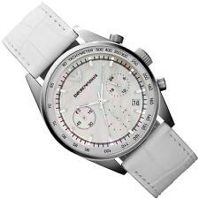EMPORIO ARMANI Ladies Watch ar6011-NUOVO con certificato autenticità