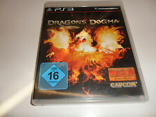PlayStation 3 PS 3  Dragon's Dogma